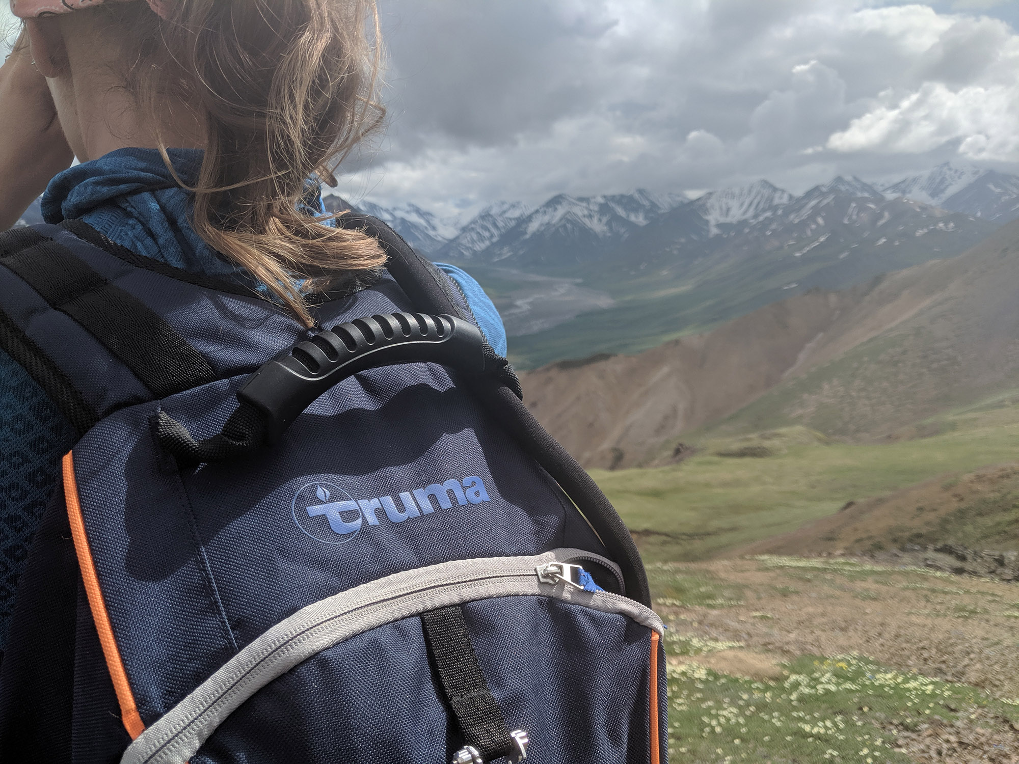 truma backpack